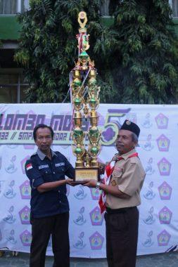 SMP Negeri 1 Kotaagung, Sekolah Sarat Prestasi Bidang Kepramukaan di Lampung