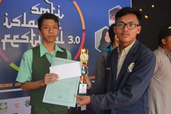 Rohis SMTI Bandar Lampung Sukses Gelar Festival Pelajar Islam