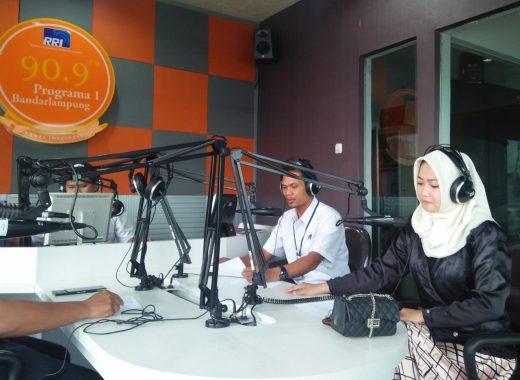 Ketua Bawaslu Bandar Lampung Candrawansah: Kami Hampa Tanpa Media