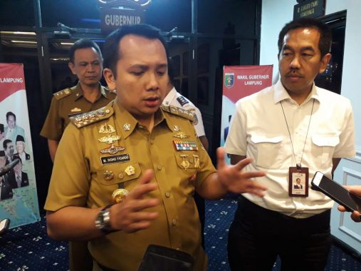 PT Angkasapura Ambil Alih Operasional Bandara Radin Inten II