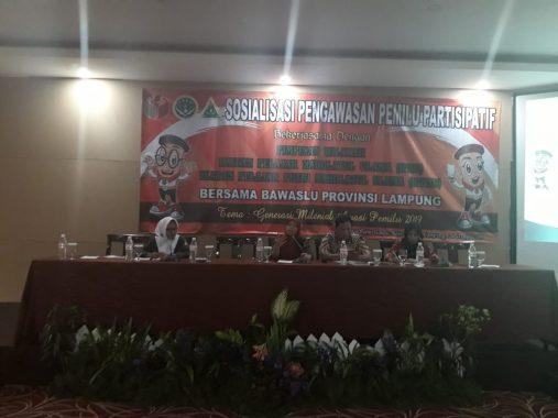 Ketua Bawaslu Lampung Fatikhatul Khoiriyah: Caleg Silakan Door to Door Asal....