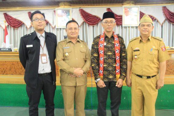 Pemkab Lampung Barat Komitmen Tingkatkan Pelayanan Publik