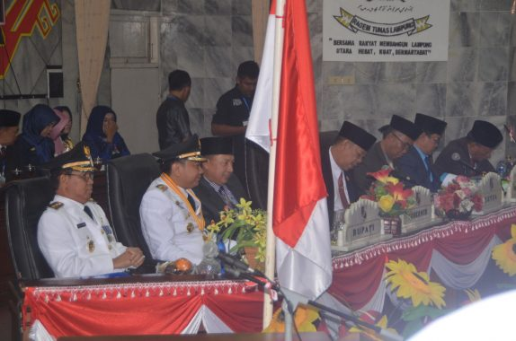 Bupati Agung Ilmu Mangkunegara Sampaikan 4 Misi Khusus Majukan Lampung Utara