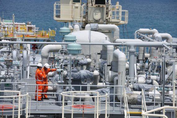 PGN Bangun Terminal LNG di Jawa Timur