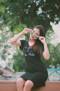 Model Lampung Momoy: Aku Sih Selow