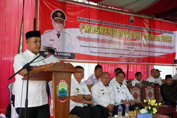 Guru dan Karyawan SMK SMTI Bandar Lampung Teken Pakta Integritas