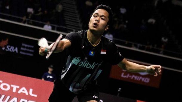 Ginting dan Hendra/Ahsan Kalah, Indonesia Tak Dapat Gelar Juara Singapura Terbuka