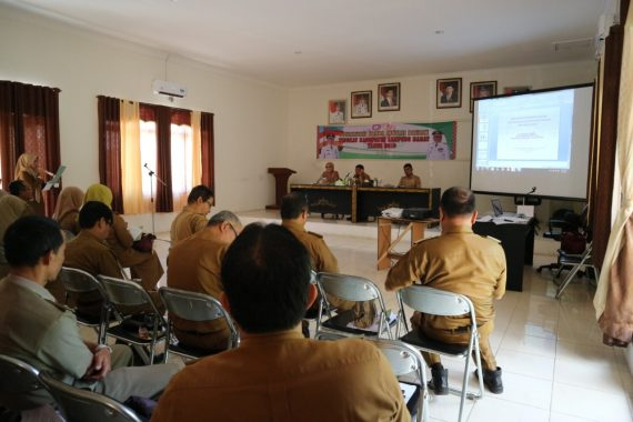 Sosialisasi Lomba Inovasi Daerah Lampung Barat Dibuka