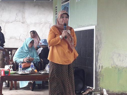 Muhammad Junaidi Imbau Ibu-Ibu Ikut Nyoblos, Ikhtiar Tempatkan Orang Baik di DPRD Lampung