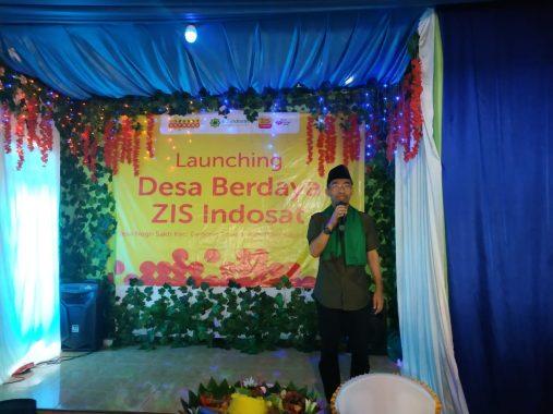 Abdul Hakim Apresiasi Desa Berdaya ZIS Indosat