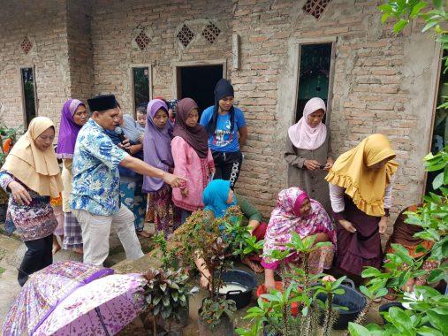 Caleg PKS DPRD Tanggamus Pahlawan Usman Sosialisasi di Dusun Way Kerap Bulok, Tokoh Masyarakat Sambut Gembira