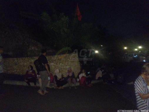 Gempa 6,9 SR Landa Banggai Kepulauan, Ini Kesaksian Relawan ACT di Lokasi