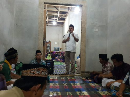 PKBM Edukasi Center Kotaagung Timur Gelar UNBK Kejar Paket C di Talangrejo