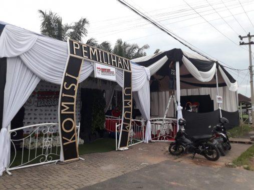 Satu Rumah di Perumahan Puri Sejahtera Hajimena Natar Lampung Selatan Bisa Beda TPS