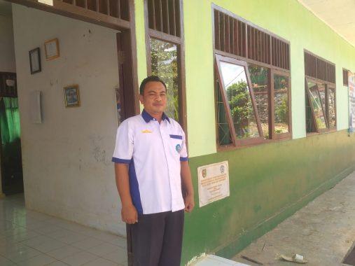 Kepala SMKN 1 Kotaagung Timur Handoko Minat Tempatkan Siswa Multimedia Magang di Jejamo.com