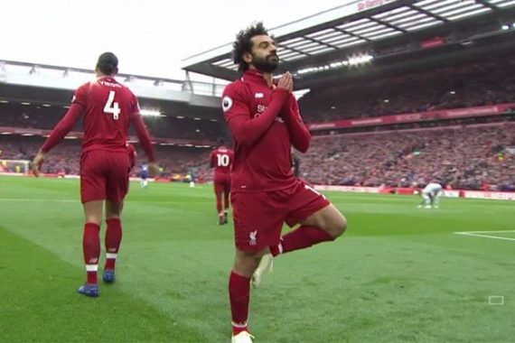 Mohamed Salah dan Sadio Mane Raih Gelar Champions Saat Bulan Ramadan