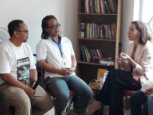 SNV Ajak Media Angkat Isu Lingkungan