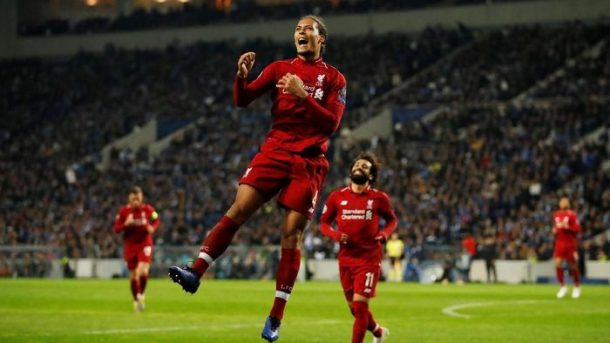 Sikat Porto 4-1, Liverpool Jumpa Barcelona di Semifinal Liga Champions