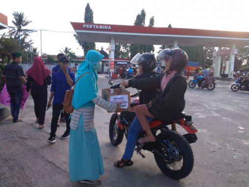 ACT-MRI Pringsewu Bareng Komunitas Galang Dana Bantuan Korban Banjir Bengkulu