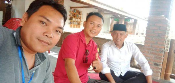 PUASA DUAFA: Daud 10 Tahun Jadi Petugas Kebersihan Lingkungan di Kedamaian Bandar Lampung