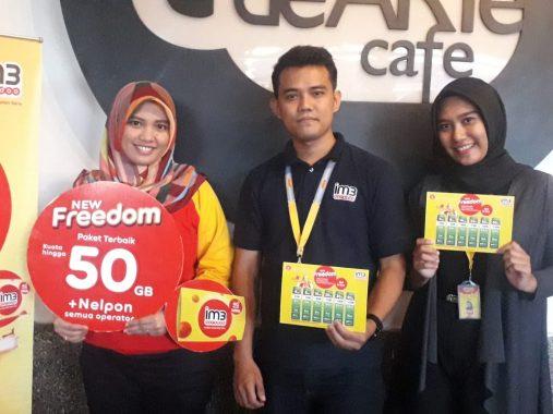 Sambut Ramadan, IM3 Ooredoo Luncurkan New Freedom