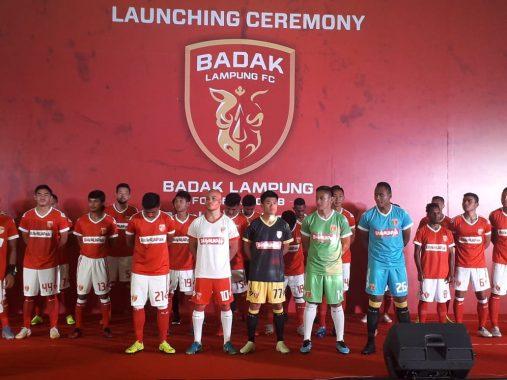 Manajemen Yakin Badak Lampung FC Bertahan di Liga 1, Bukalapak Jadi Sponsor Utama