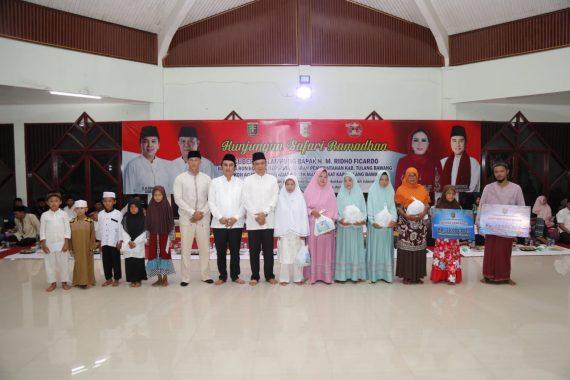 Pemprov Lampung Mulai Safari Ramadan