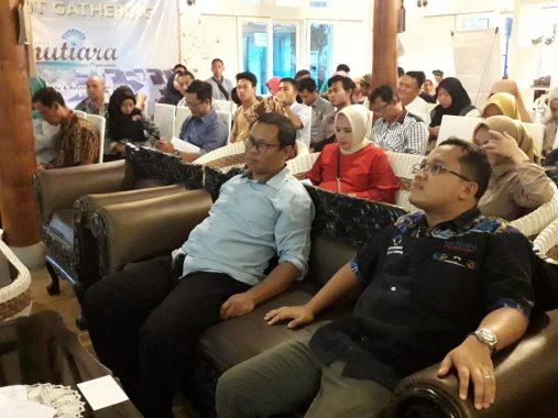 Perumnas Bandar Lampung Ajak Seratusan Agen Buka Puasa Bersama di Kafe Dawiels