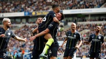 Unggul 1 Poin atas Liverpool, Manchester City Juara Liga Primer Inggris Tahun Ini