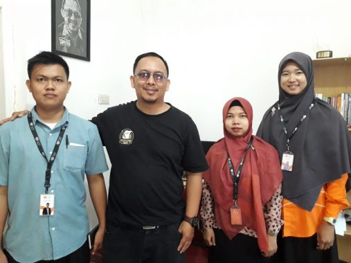 Telkomsel dan Universitas Bengkulu Kerja Sama Aplikasi Digital Monitoring KKN