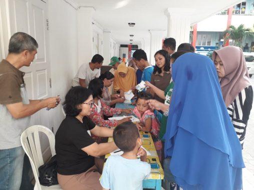 Gereja Kristen Indonesia Bandar Lampung Gelar Pasar Murah Ramadan