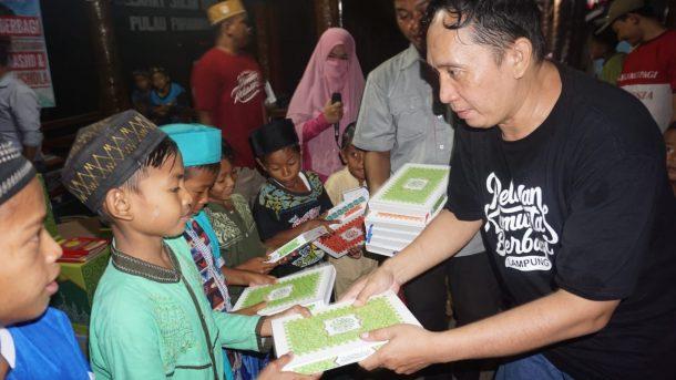 Kombi Lampung Sarat Program Sosial Selama Ramadan