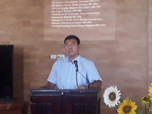 Kajian Riba Gelaran IZI Lampung di Masjid Ad Du'a Dihadiri Ratusan Peserta