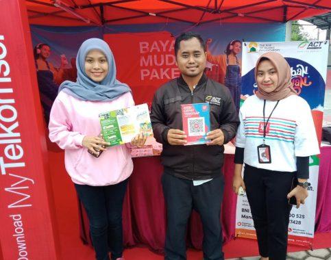 ACT Lampung Ikut Andil Pada Food Festival Link Aja