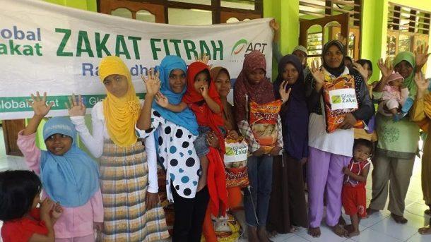Global Zakat-ACT Lampung Siap Terima dan Salurkan Zakat