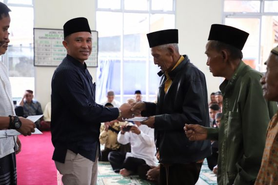 Parosil Mabsus Ajak Warga Lampung Barat Perkuat Persatuan Umat