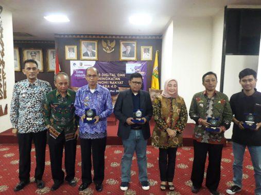 Kementerian Kominfo Lirik Lampung Gerakkan UMKM