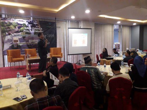 Perumnas Bandar Lampung Ajak Calon Konsumen Cluster Mutiara BKP Buka Bersama