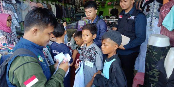 Komunitas Ruang Sosial Bahagiakan Anak-Anak Kampung Rawalaut Panjang Selatan, ACT Bantu Fasilitasi