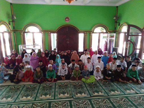 Agus Djumadi Isi Ramadan dengan Santuni Yatim di Pondok Pesantren Nurul Umah Kemiling