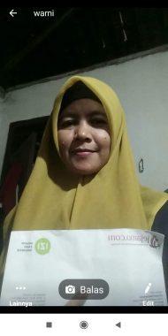 IZI Lampung Berbagi: Suwarni Berdua dengan Anak Arungi Kehidupan di Bandar Lampung