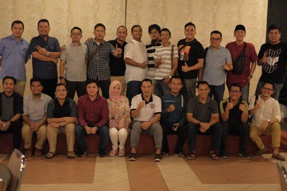 Alumni Smanda 2003 Buka Puasa Bersama, Gagas Halalbihalal Hari Kedua Syawal