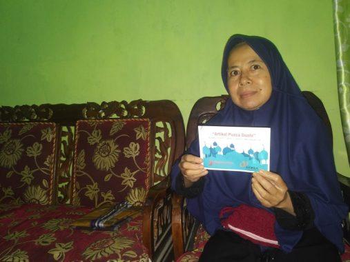 PUASA DUAFA: Dasih Setia Abdikan Diri Jadi Honorer Demi Masa Depan Anak-Anak