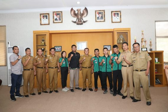 Hari Ini Arinal-Nunik Dilantik, Pemprov Lampung Siapkan Penyambutan Gubernur dan Wakil Gubernur Baru Lampung