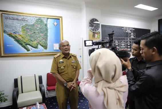 Kejurnas Taekwondo Lampung Open II Digelar di Kalianda, Nanang Ermanto Beri Apresiasi