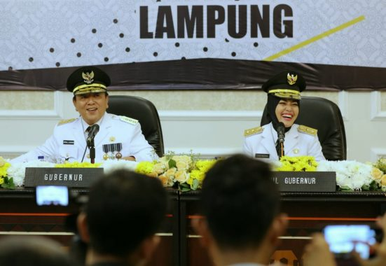 Usai Libur Lebaran 1440 Hijriah, BKD Lampung Selatan Gelar Halalbihalal