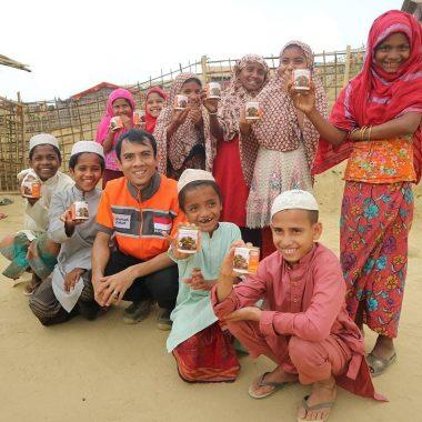 Rumah Zakat Distribusikan Ribuan Paket Superqurban