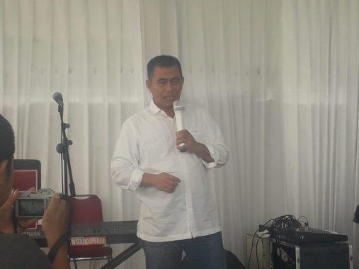 Siwo PWI Audiensi dengan Manajemen Badak Lampung FC