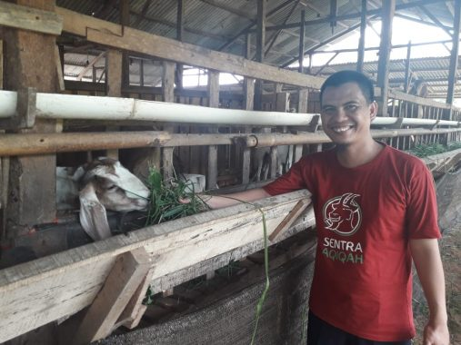 Opini Abizar: Gerakan Beli Produk Lokal Selamatkan UMKM