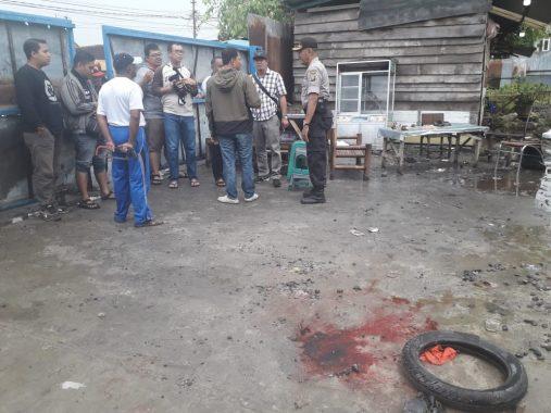Mayat di Jalan Martadinata Telukbetung Selatan Diduga Korban Pembunuhan
